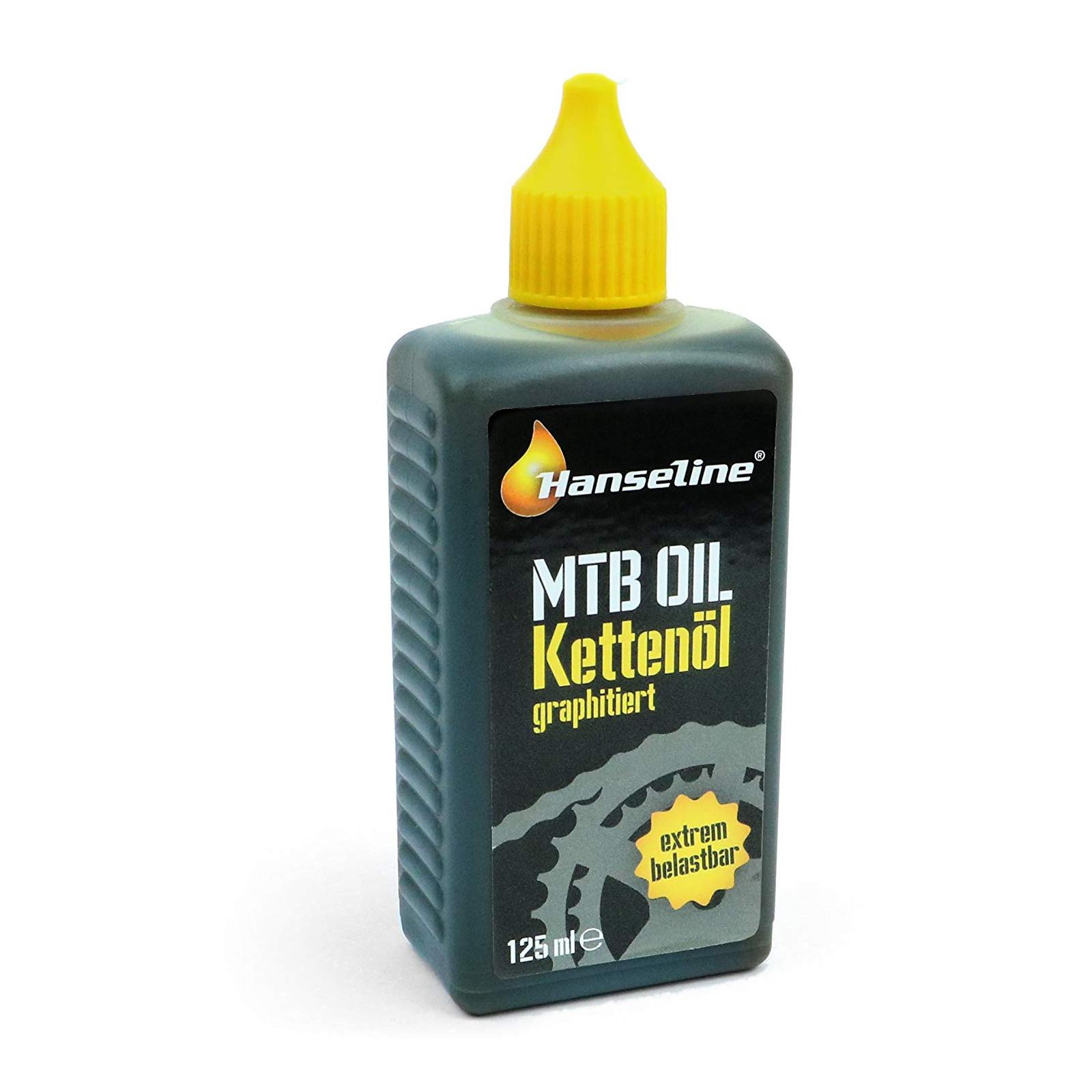 Hanseline MTB Kettenöl