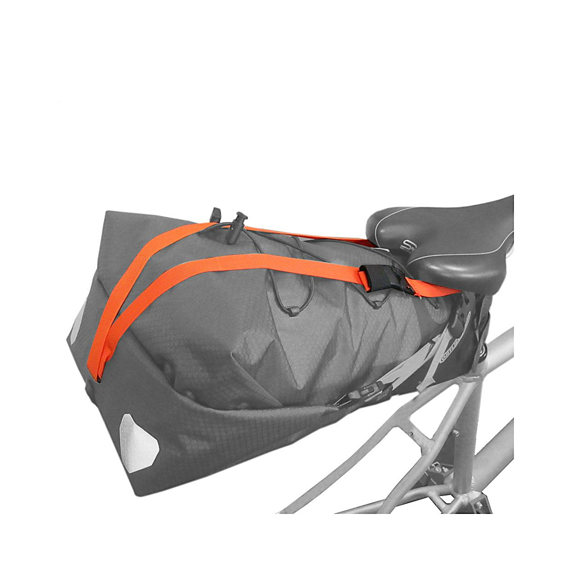 Ortlieb Seat Pack Abspannung