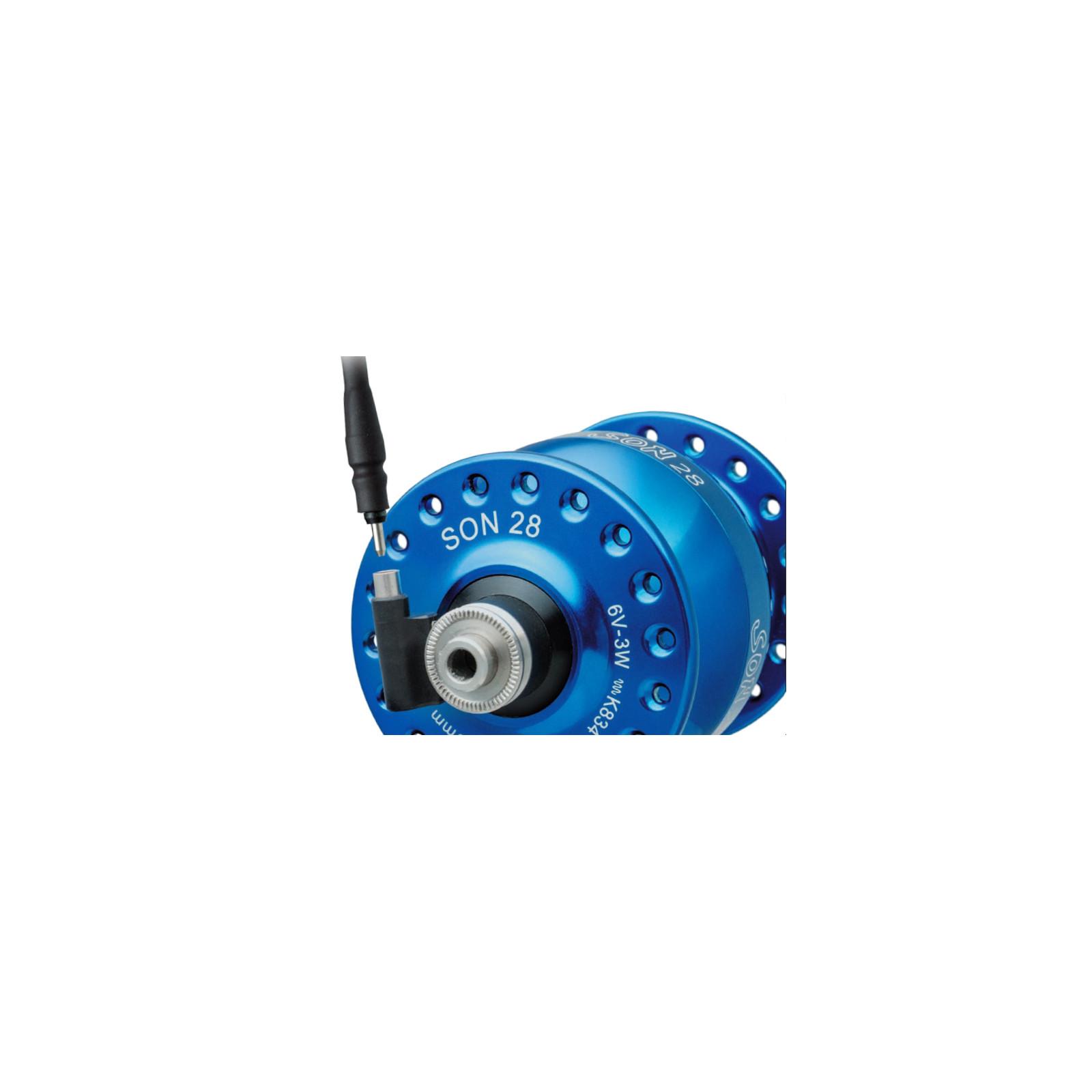 SON Koax-Adapter für SON Nabendynamo