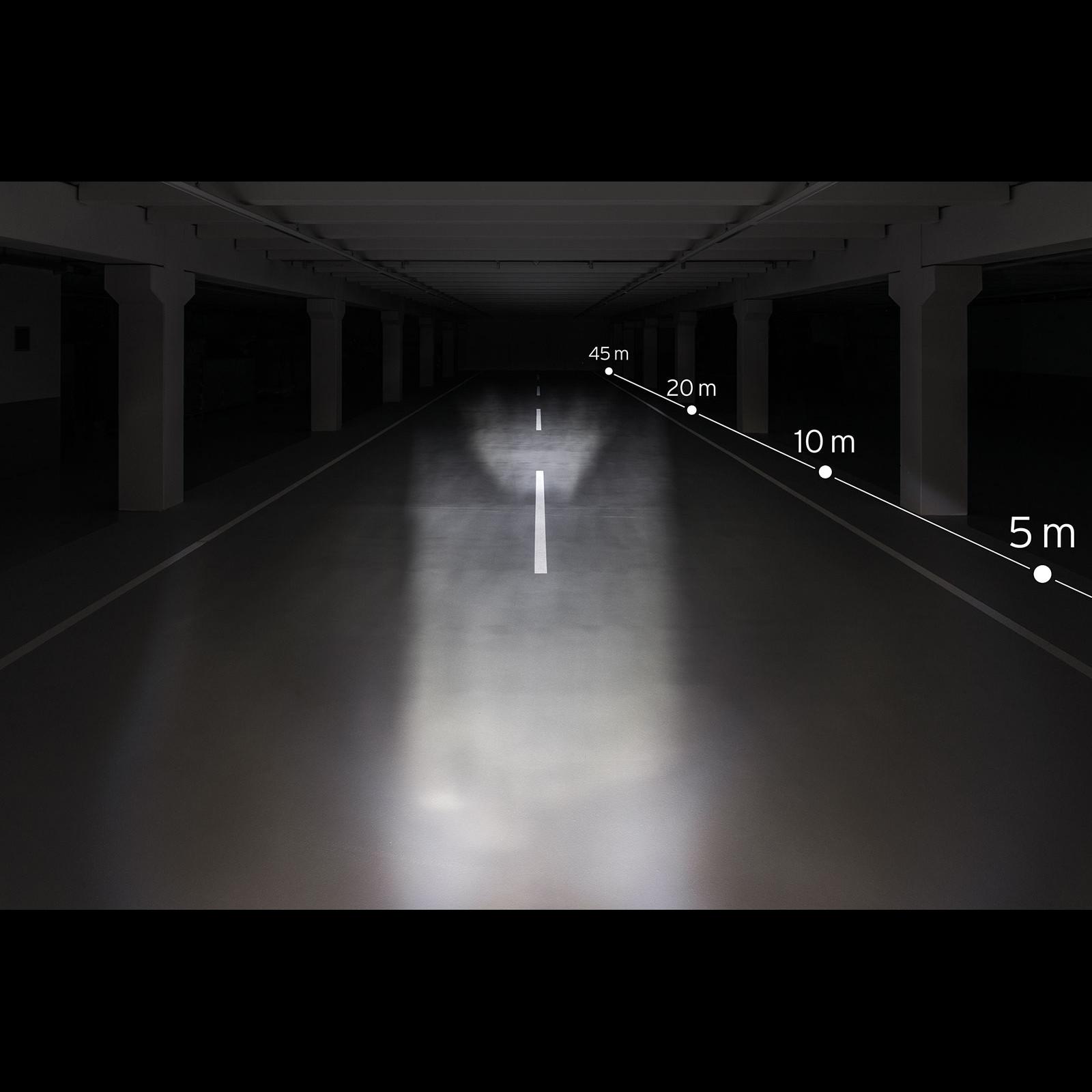 B&M  Avy LED-Scheinwerfer