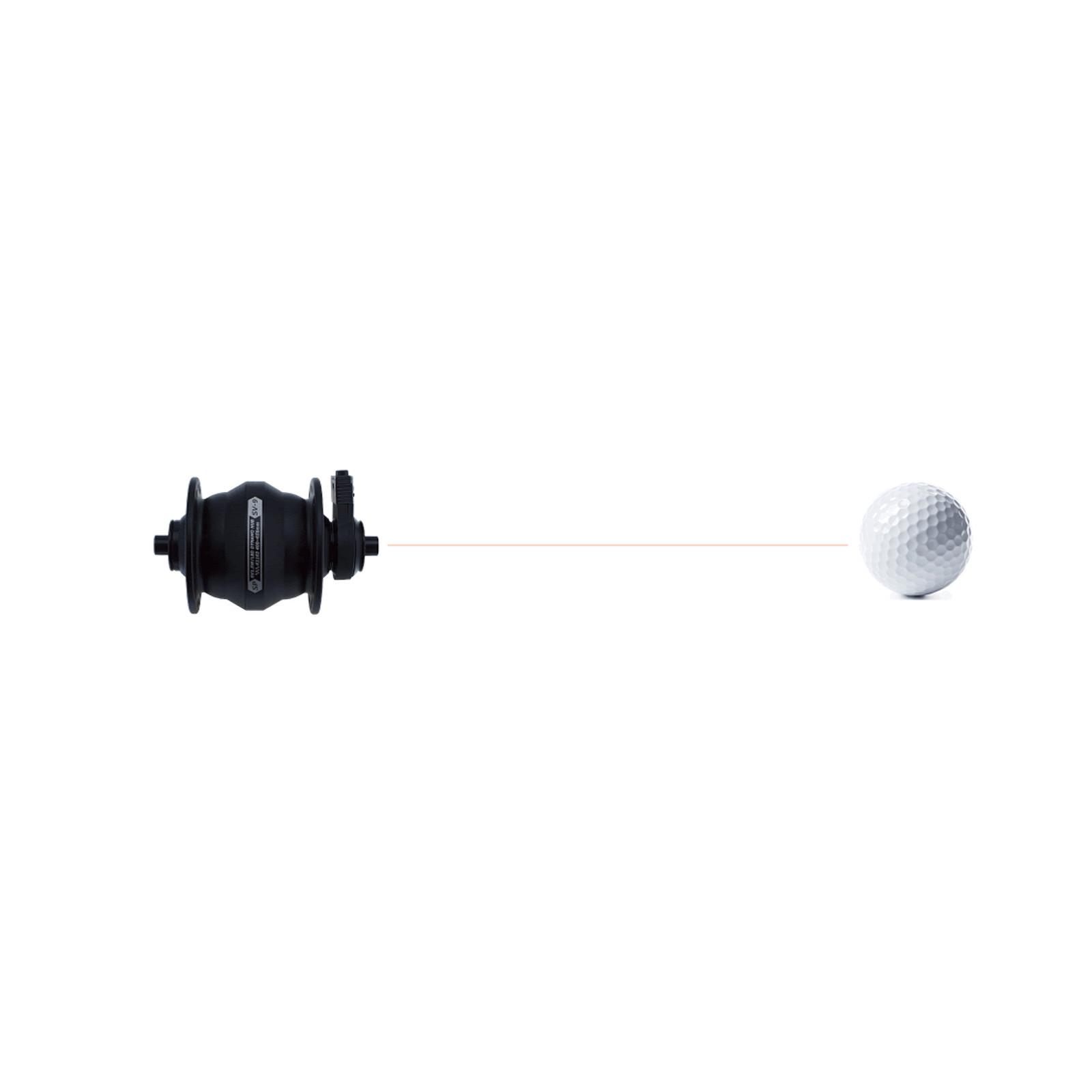 Shutter Precision SV-9 Nabendynamo