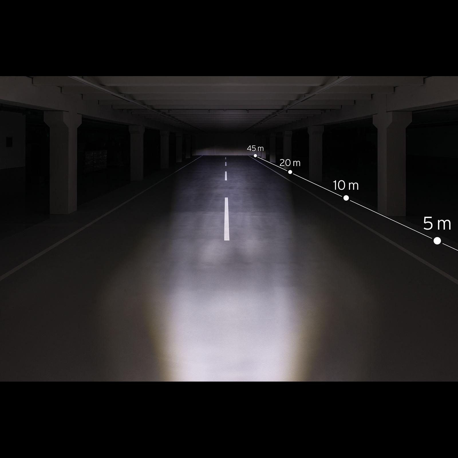 B&M Ixon Core LED-Scheinwerfer